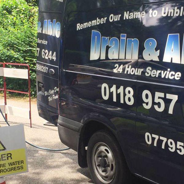 Blocked drains toilets sinks in Windsor