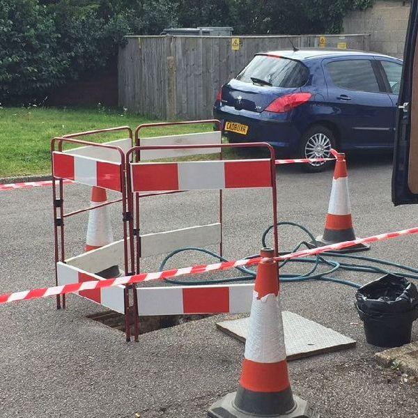 Blocked drains toilets sinks in Wokingham